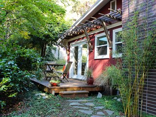 Charming Cottage with Hot Tub and Chickens! - Great for Families - Bainbridge Island vacation rentals