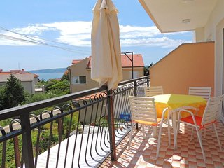 066202 Large nice apartment in Krk - Krk vacation rentals