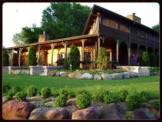 MAGICAL Cabin, must see creative dream come true! - Green Lake vacation rentals