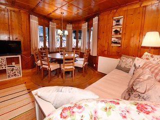 Haus BERTA -  ELSA EG 2 - 5 Personen - Partenen vacation rentals