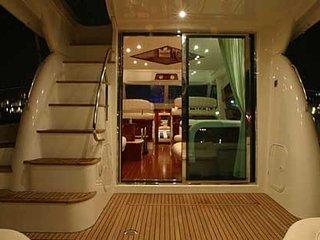 Boat accommodation in ACI marina Split - Split vacation rentals