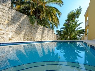Luxury Villa Dubrovnik Garden with pool by the sea and beach in Mlini close to D - Dubrovnik vacation rentals
