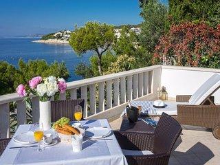 Luxury Villa Primosten Oasis with pool by the sea at beach close to Primosten - - Primosten vacation rentals