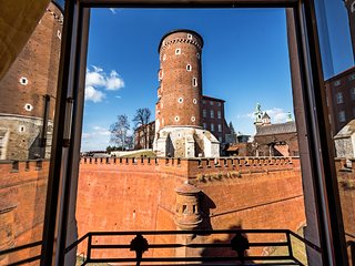 Deluxe Apartment with Castle View - Krakow vacation rentals
