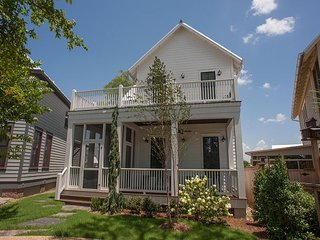 3 Bedroom, 2 Bath two-story cottage with  wrap around porches on both levels - Longtown vacation rentals