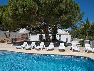 Villa Fanadix - With 7 bedrooms, private pool, wifi and BBQ. - Benissa vacation rentals