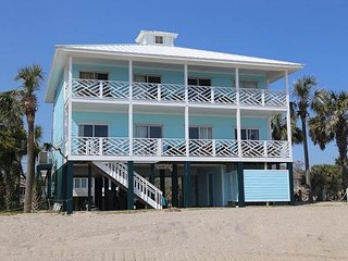 "202 Palmetto Blvd - ""Island Manor"" - Edisto Beach vacation rentals"