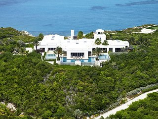 Over Yonder Cay Bahamas Exuma Chain Private Island Meridian House - Compass Cay vacation rentals