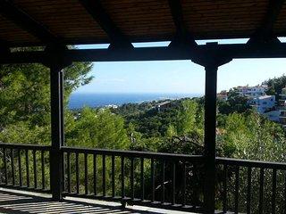 Sea view Villa Stella: enjoy the sea & visit Athens - Nea Makri vacation rentals