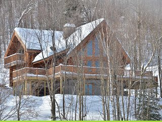 Beautiful 5 bedroom Chalet in Saint Faustin with Internet Access - Saint Faustin vacation rentals