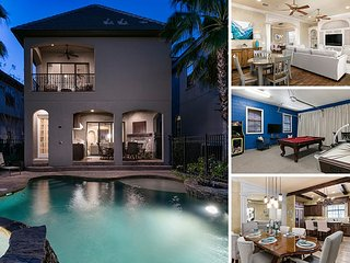 Signature Villa | South Facing Pool, Outdoor Summer Kitchen, Star Wars Theme Room & Games Room with Golden Tee Arcade - Kissimmee vacation rentals
