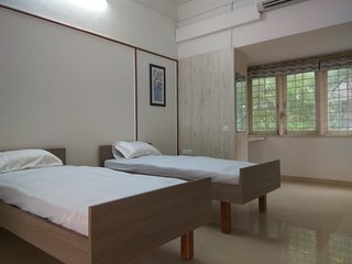 UBUD Room at Srinekatan Heritage Villa Homestay for Pricavy & Independent Entry - Ahmedabad vacation rentals
