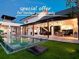 Vasana Ultra Modern 3 Bedroom Villa Near to Seminyak - Kerobokan vacation rentals