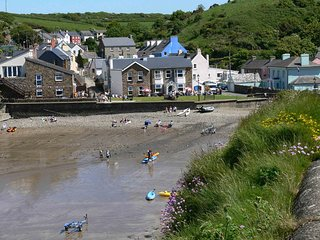 Glen View Holiday Cottage, Little Haven, Pembrokeshire - Little Haven vacation rentals