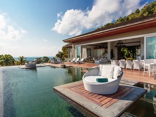 Spacious 5 bedroom Villa in Bophut - Bophut vacation rentals