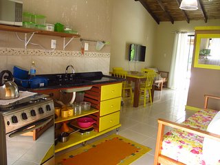 Romantic 1 bedroom Garopaba Condo with Television - Garopaba vacation rentals