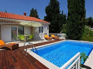 Villa Sweet Bol with pool by the sea and promenade Zlatni Rat in Bol - Brac - Bo - Bol vacation rentals