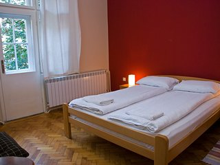 Crossroad-  Free Garage - Spacious 2 Bedroom Apt Supreme Location - Belgrade vacation rentals