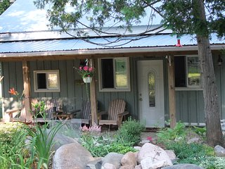 The Little Nuthatch Retreat Cottage Rental & Bed and Breakfast - Kagawong vacation rentals