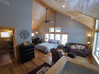 Secluded Water View Studio Apartment with Optional Queen Bedroom - Douglas vacation rentals