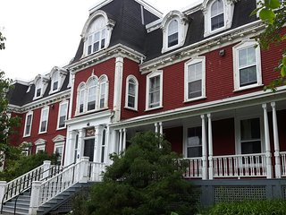 Downtown Condo in Heritage Mansion - Halifax vacation rentals