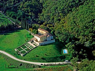 Lovely 13 bedroom Radda in Chianti House with Private Outdoor Pool - Radda in Chianti vacation rentals