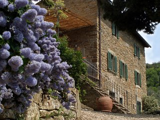 3 bedroom House with Private Outdoor Pool in Cortona - Cortona vacation rentals