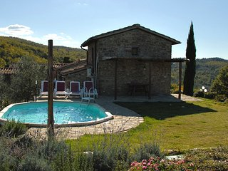 2 bedroom House with Private Outdoor Pool in Greve in Chianti - Greve in Chianti vacation rentals