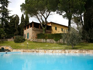 8 bedroom House with Private Outdoor Pool in Bucine - Bucine vacation rentals