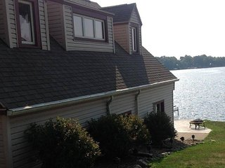Beautiful House with Deck and Central Heating - North Webster vacation rentals