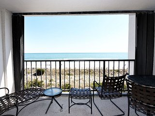 Station One-3B The Haven-Oceanfront condo with community pool, tennis, beach - Wrightsville Beach vacation rentals