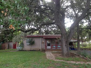Ms Willie's Cabin On The Blanco - Blanco vacation rentals