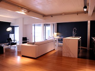 MODERN, SPACIOUS (105M2) & CENTRAL - Saint-Gilles vacation rentals