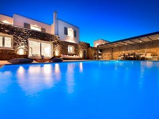VIP Villa, 7-bedroom lux villa near Town - Kanalia vacation rentals