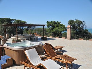 Luxury Villa 20 steps from the beach - Albinia vacation rentals