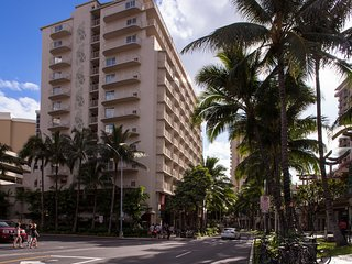 Waikiki Beach Walk 2 Bedroom Deluxe Lower Level - Honolulu vacation rentals