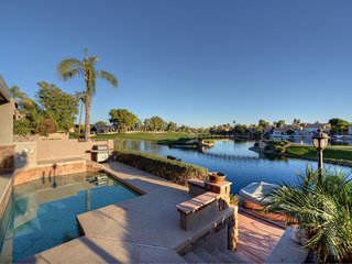 4BR Ocotillo Lake and Golf Home - Relax w/ Stunning Views - Sun Lakes vacation rentals