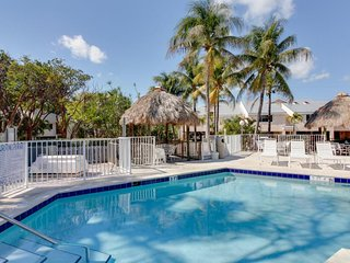 Bayfront home with shared pool, tennis on-site, shared boat ramp! - Key Largo vacation rentals