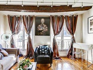 Saint Germain des Pres - Grenelle IV (FREE TRANSPORT) - Paris vacation rentals
