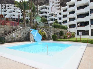 Nice apartment with pool and a few meters from Playa del Cura - Mogan vacation rentals