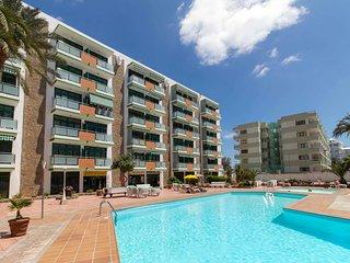 Nice apartment in Playa del Ingles with pool - San Bartolome de Tirajana vacation rentals