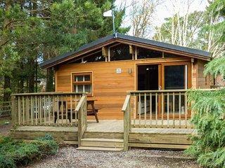 PINE LODGE, all ground floor, en-suite, enclosed decked area, pet-friendly - Masham vacation rentals