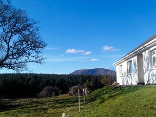 Country Homestead sleeps 9, 3 bedrooms.  Mountains, lakes, forestry. - Maam Cross vacation rentals