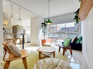 Urban Loft in Medellin's Art Distr. - Medellin vacation rentals