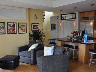 Historic Firestation Carriage House - Cool Loft - Great Location - Washington DC vacation rentals