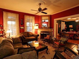 Stately Civil War House below Kaaterskill Falls - Palenville vacation rentals