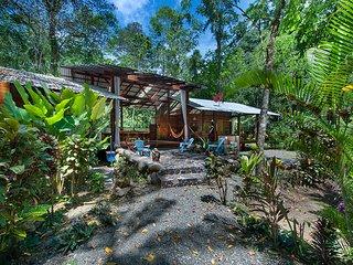 The Long Dream house of Congo Bongo Ecolodges Costa Rica. - Manzanillo vacation rentals