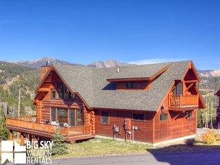 Big Sky Resort | Powder Ridge Cabin 13 Rosebud Loop - World vacation rentals