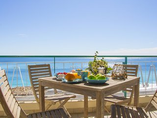 Unforgettable seaview - Promenade des Anglais - A/C - Nice vacation rentals