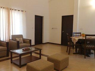 Park Walfredo 3 Bedroom Deluxe Apartment - Cansaulim vacation rentals